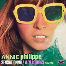 Annie Philippe - Sensationnel! Yé-Yé Bonbons 1965-1968 (CDCHD 1431)