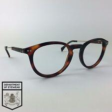 HILFIGER eyeglasses TORTOISE ROUNDED KEYHOLE glasses frame MOD: 25663716