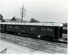 CC544 RP 1950/60s ERIE LACKAWANNA RAILROAD CAR TRAIN 474006