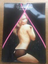 More details for kylie minogue official calendar 2004 love kylie pop memorabilia free uk post