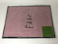 Kate Spade New York - Very Merry Placemats - Set of 4 - Red - NWT