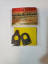 TAMIYA 53148 F-1 CARBON GRAPHITE FRICTION PLATES ( F 103 CHASSIS ) (M1)