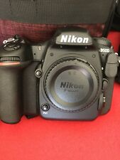 Nikon D500 20.9 MP SLR-Digitalkamera - Schwarz