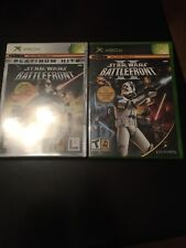 star wars battlefront 1 & 2 xbox
