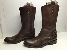 VTG MENS COLE HAAN RIDING BROWN BOOTS SIZE 9 M