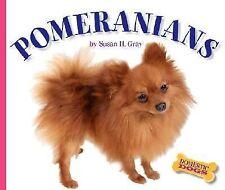 Pomeranians (Domestic Dogs)-ExLibrary