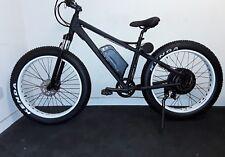 1500w high speed fat tyre electric bike