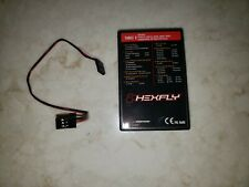 Redcat racing Program Card Esc Tuner Brushless hexfly hobbywing hsp exceed