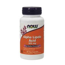 Alpha Lipoic Acid 100mg (Vegan/Vegetarian)