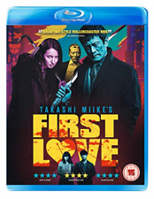 First Love BLU-RAY NEW