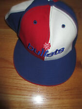 New Era Hardwood Classics BALTIMORE BULLETS (Size 7 1/2) Cap