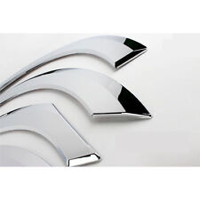 Chrome Fender Trim Wheel Molding 8p 1Set  For 10 11 12 13 Tucson ix35