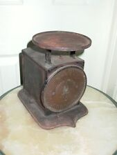 Antique Universal Family Scale Patent 1865 Bronze & Iron