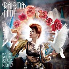 Do You Want The Truth Or Something Beautiful - Paloma Faith (2009, CD NUEVO)