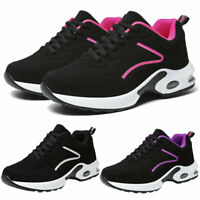 Women's Air Cushion Casual Sneakers Running Athletic Sports Tennis Walking Shoes