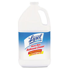 Lysol Disinfectant Heavy-Duty Bath Cleaner Lime 1gal 94201EA