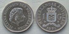Niederländische Antillen / Netherlands Antilles 1 Gulden 1971 p12 unz.