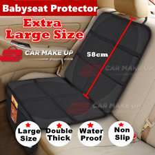 Universal Large size Car Seat Cover Front n Rear Seat Protector Cushion Headrest