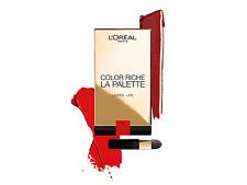 L'Oréal  Color Riche LA PALLETTE-Red