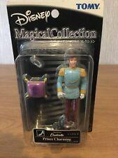 Tomy Japanese Disney Magical Collection Cinderella Prince Charming 041 RARE