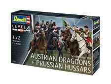 Revell - Austrian Dragoons+Prussian Hussars (Seven Year's War) - 1:72