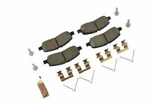 12-16 Dodge Dart Rear Disc Brake Pad Kit Right or Left Side Factory Mopar New Oe
