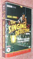 BBC, The Singing Detective DVD (1986) Michael Gambon,  3 disc DVD, Dennis Potter