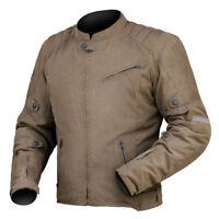NEW Motorcycle Dririder Scrambler Brown Road Jacket - 2111121_28