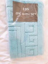 2 Piece Bath Rug Set, RRP24.99