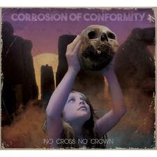 "Corrosion Of Conformity 'No Cross No Crown' Gatefold 2x12"" Vinyl - NEW"