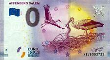 Null Euro Schein - 0 Euro Schein - Affenberg Salem 2019-7