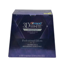 Crest 3D White Whitestrips Whitening Professional Effects 40strips / 20 Pouch