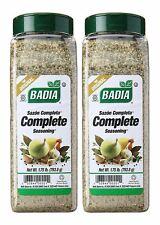 (Pack of 2) Badia Complete Seasoning (Sazón Completa) - 793.g (28 oz)