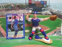 1998  MIKE PIAZZA Starting Lineup Classic Doubles Baseball Figure & Card DODGERS