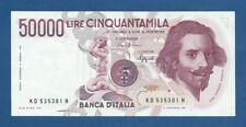 ITALIA // ITALY -- 50000 LIRE ( 6.2.1984 ) -- EBC- // aXF -- PICK 113b .