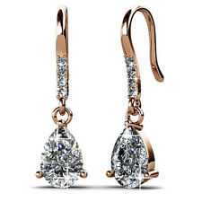 PRETTY PEA EARRINGS FT. CRYSTALS FROM SWAROVSKI KCE851RG