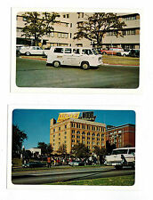J.F.K. shooting - Book Depository, Mobile Blood Bank, Hospital Dallas - KENNEDY