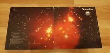 Manfred manns Earth Band Solar Fire LP 1973 ( GERMAN ) first press