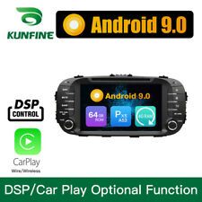 Android 9.0 Octa Core Car Dvd Gps Player Stereo Navigation for Kia Soul 14-16