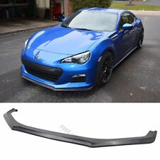 Fit for 13-16 Subaru BRZ Front Bumper Lip Coupe CS Style PU Material