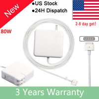 New For AC Adapter Charger 85w A1424 Power Supply + Cord M-2 Apple MacBook Pro