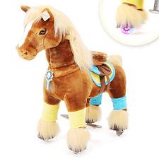 """Ponycycle """"Spirit"""" Pony Schaukelpferd auf Rollen Inline Animal Pony Reitpferd"""