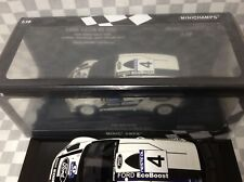 1/18 MINICHAMPS 151 120804 FORD FIESTA RS WRC RALLY FINLAND 2012 SOLBERG LTD ED