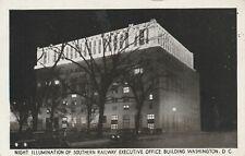 (Z)  Washington, DC - Executive Office Building Illuminated at Night