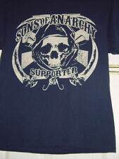 Son Of The Anarchy Supporter SOA  T-Shirt Size Small