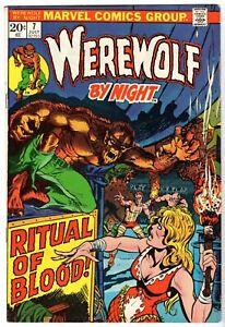 Werewolf By Night #7, Fine - Very Fine Condition*