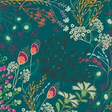 Art Gallery Fabric Legendary Collection, Meadow in Bold by the 1/2 yard