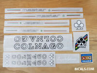 COLNAGO MASTER V4 set, decal sticker for bicycle - silk screen - free shipping