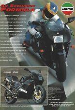 Laverda Formula - a Genuine 1995 'What Bike' Motorcycle Magazine Advert