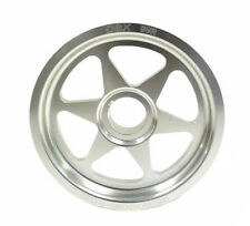 OBX RACE CRANK PULLEY FITS FOR HYUNDAI GENESIS COUPE 3.8L Polish